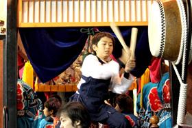写真のスギヤマ お祭り